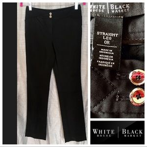 WHBM Straight Leg Pants
